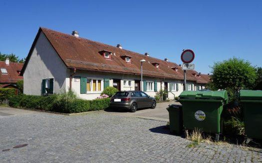 Außenansicht Haus Eierstraße in Stuttgart